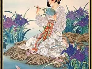 Китайский шик. Производство шелка в Древнем Китае.. Ярмарка Мастеров - ручная работа, handmade.