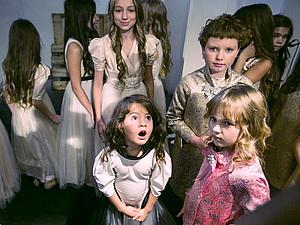 Фестиваль детской моды на Mercedes-Benz Fashion Week Russia   Ярмарка Мастеров - ручная работа, handmade