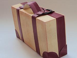 Как легко создать чемоданчик для игрушки. Ярмарка Мастеров - ручная работа, handmade.