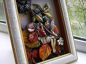 Объемный декупаж (арт-франчез) | Ярмарка Мастеров - ручная работа, handmade