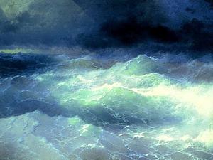 Безудержная сила, бесконечность и неповторимость моря в картинах художников-маринистов. Ярмарка Мастеров - ручная работа, handmade.