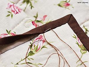 Создаем лоскутный плед «Дивный сад». Часть 2. Ярмарка Мастеров - ручная работа, handmade.