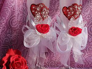 Свадебные аксессуары | Ярмарка Мастеров - ручная работа, handmade