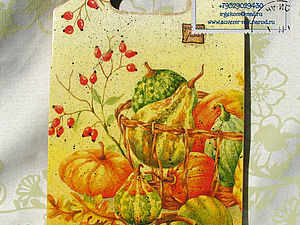 Декупаж: азы. | Ярмарка Мастеров - ручная работа, handmade