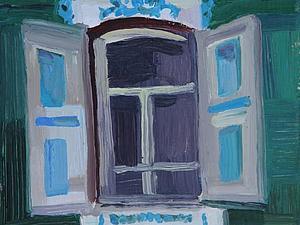 Окно на заказ | Ярмарка Мастеров - ручная работа, handmade