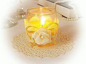 Ароматная массажная свеча. | Ярмарка Мастеров - ручная работа, handmade