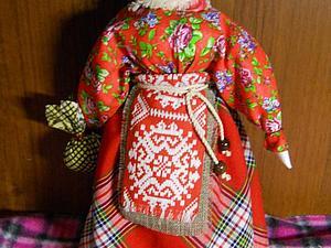 Мк по Народной кукле