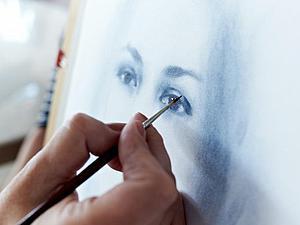 Основы, необходимые для рисования портрета: о книгах Леонардо да Винчи, Джованни Чиварди, Ене Барчаи. Ярмарка Мастеров - ручная работа, handmade.