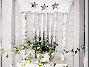 Готовимся к лету: необычные идеи для декора сада. Ярмарка Мастеров - ручная работа, handmade.