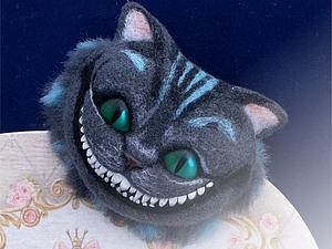 Чеширский кот своими руками фото 519