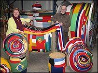Вязаные рекорды | Ярмарка Мастеров - ручная работа, handmade