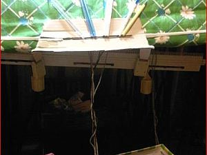 Приспособление для вязания интарсии. Ярмарка Мастеров - ручная работа, handmade.