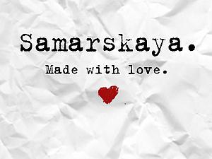 Samarskaya. Made with love. | Ярмарка Мастеров - ручная работа, handmade