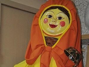 Ростовая кукла матрешка | Ярмарка Мастеров - ручная работа, handmade