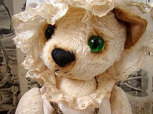 Создание тедди-кошки | Ярмарка Мастеров - ручная работа, handmade