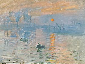 Зарождение импрессионизма: Клод Моне и его шедевр «Впечатление, восходящее солнце». Ярмарка Мастеров - ручная работа, handmade.