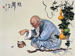 Китайской мудрости пост   Ярмарка Мастеров - ручная работа, handmade