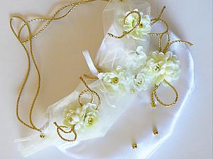 Свадебная сумочка для невесты своими руками. Ярмарка Мастеров - ручная работа, handmade.