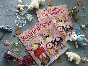 Моя первая книга с описаниями игрушек. Ярмарка Мастеров - ручная работа, handmade.