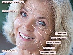 Причины появления морщин на лице. | Ярмарка Мастеров - ручная работа, handmade