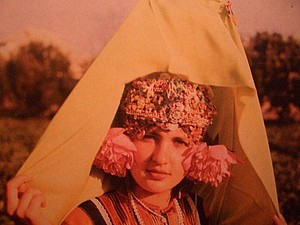 Народный костюм некрасовских казаков. Ярмарка Мастеров - ручная работа, handmade.