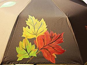 Роспись зонтов и эко сумок.   Ярмарка Мастеров - ручная работа, handmade