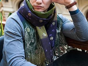 Новые шарфы Felttown | Ярмарка Мастеров - ручная работа, handmade