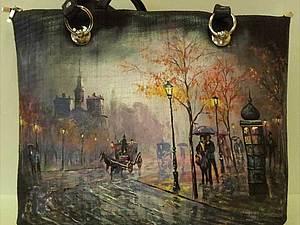 авторские сумки из кожи   Ярмарка Мастеров - ручная работа, handmade