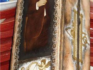 Волшебный сундук, или Декорируем подарочную коробку с фотографией. Ярмарка Мастеров - ручная работа, handmade.
