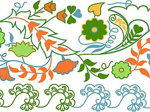 Богатство орнаментов на татарских полотенцах. Ярмарка Мастеров - ручная работа, handmade.