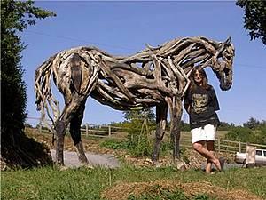 Невероятные скульптуры Хизер Джанч (Heather Jansch) | Ярмарка Мастеров - ручная работа, handmade