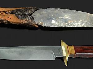История ножа | Ярмарка Мастеров - ручная работа, handmade