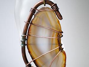 Жизненно важные (никогда не сверлите агаты)   Ярмарка Мастеров - ручная работа, handmade