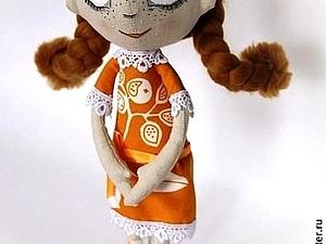 Девочка-Мармеладка | Ярмарка Мастеров - ручная работа, handmade