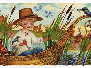 Сказочные иллюстрации Катерины Штанко   Ярмарка Мастеров - ручная работа, handmade