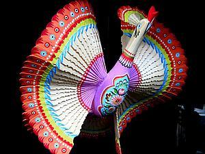 Делаем деревянную Птицу Счастья. Ярмарка Мастеров - ручная работа, handmade.