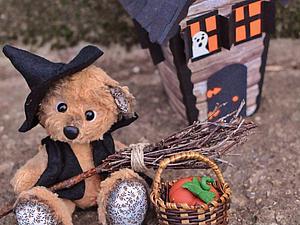 Конфетка к Хеллоуину! бууууу!:) | Ярмарка Мастеров - ручная работа, handmade