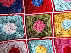 Вязаная радуга | Ярмарка Мастеров - ручная работа, handmade