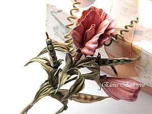 кожа, кожа натуральная, цветы из кожи, брошь, броши, брошь-цветок, мастер-класс, мастер-класс по цветам, обучение, обучение цветоделию, флористика, кожаная флористика