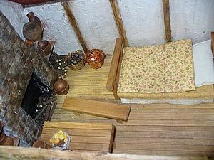 Оформление внутреннего убранства хижины. Часть 2. Ярмарка Мастеров - ручная работа, handmade.