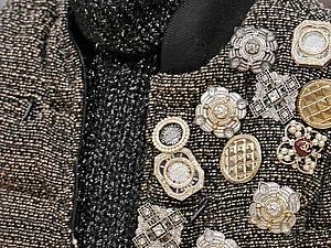 Брошей много не бывает!, или Классические и современные варианты ношения украшений. Ярмарка Мастеров - ручная работа, handmade.