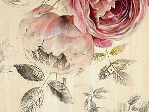 Розы для декупажа | Ярмарка Мастеров - ручная работа, handmade