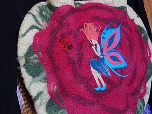 Валяные сумки по самой низкой цене   Ярмарка Мастеров - ручная работа, handmade