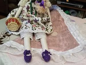 Детское одеяло «Принцесса на горошине». Часть 1. Ярмарка Мастеров - ручная работа, handmade.