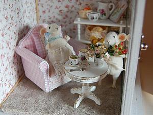 Домик для мышек :) | Ярмарка Мастеров - ручная работа, handmade