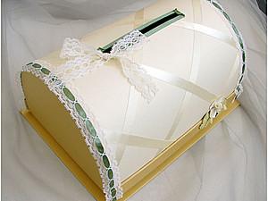 Свадебный сундучок | Ярмарка Мастеров - ручная работа, handmade