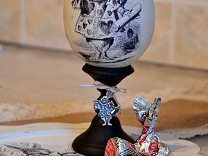 С любовью - пасхальное яйцо | Ярмарка Мастеров - ручная работа, handmade