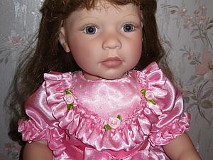 Моя кукла тоже хочет быть принцессой | Ярмарка Мастеров - ручная работа, handmade