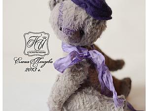 Выкройка медвежонка Нильса | Ярмарка Мастеров - ручная работа, handmade