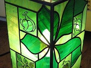 Витражи из стекла в технике Тиффани   Ярмарка Мастеров - ручная работа, handmade